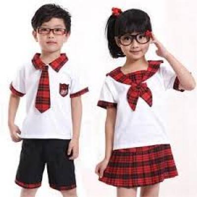 Lựa chọn vải may đồng phục học sinh